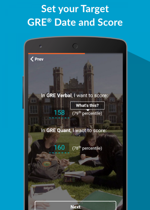 Best GRE App 2017