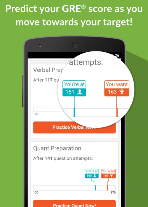 GRE App for Android