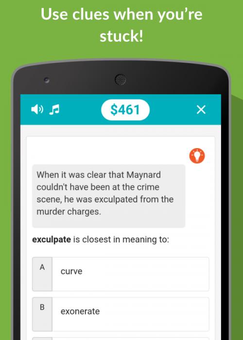 english vocabulary app