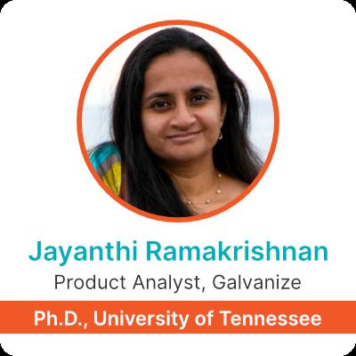 Jeyanthi Profile Card