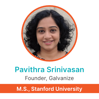 Pavithra Profile Card