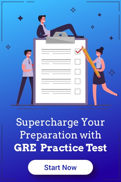 Prepare with best GRE practice questions | GRE practice test