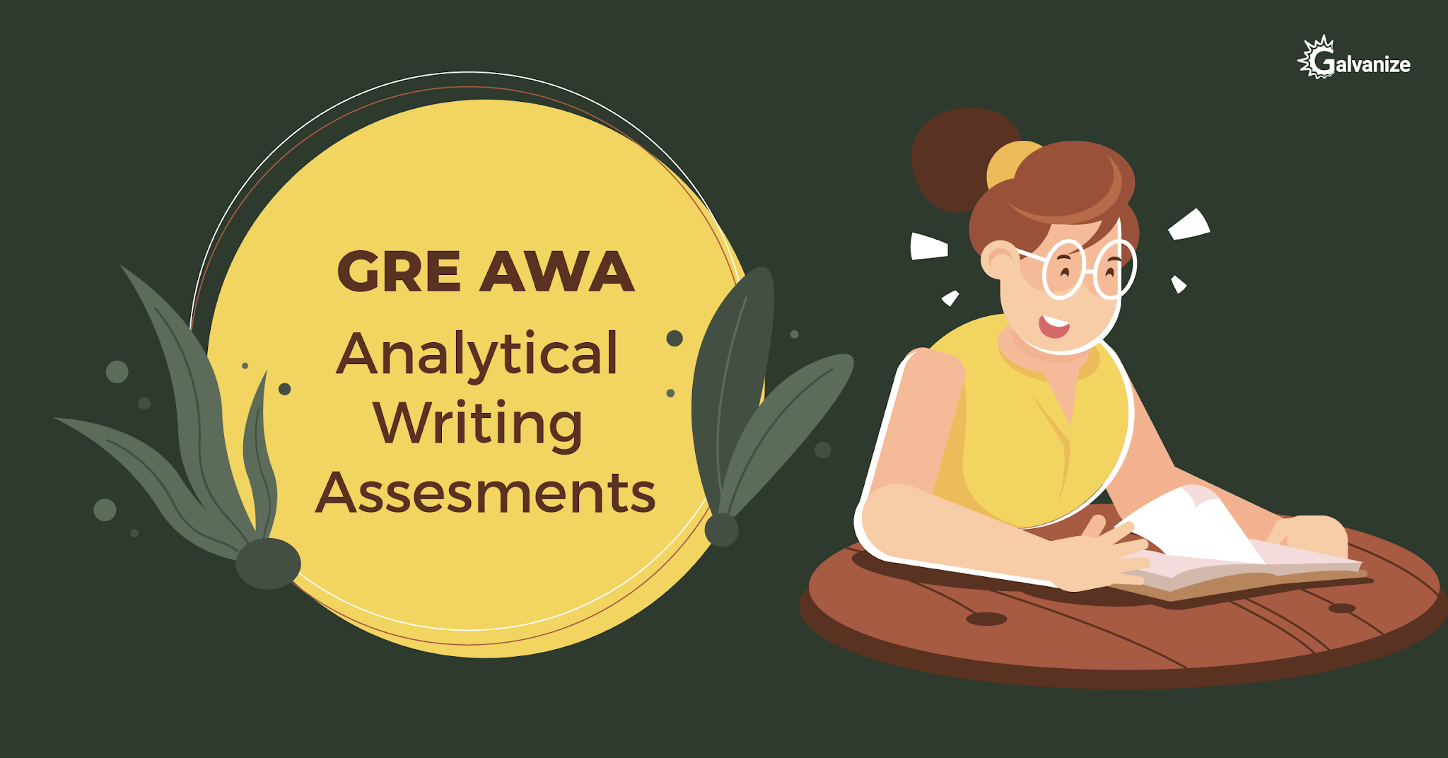 Introduction to GRE AWA (Analytical Writing Assessment)<span class=