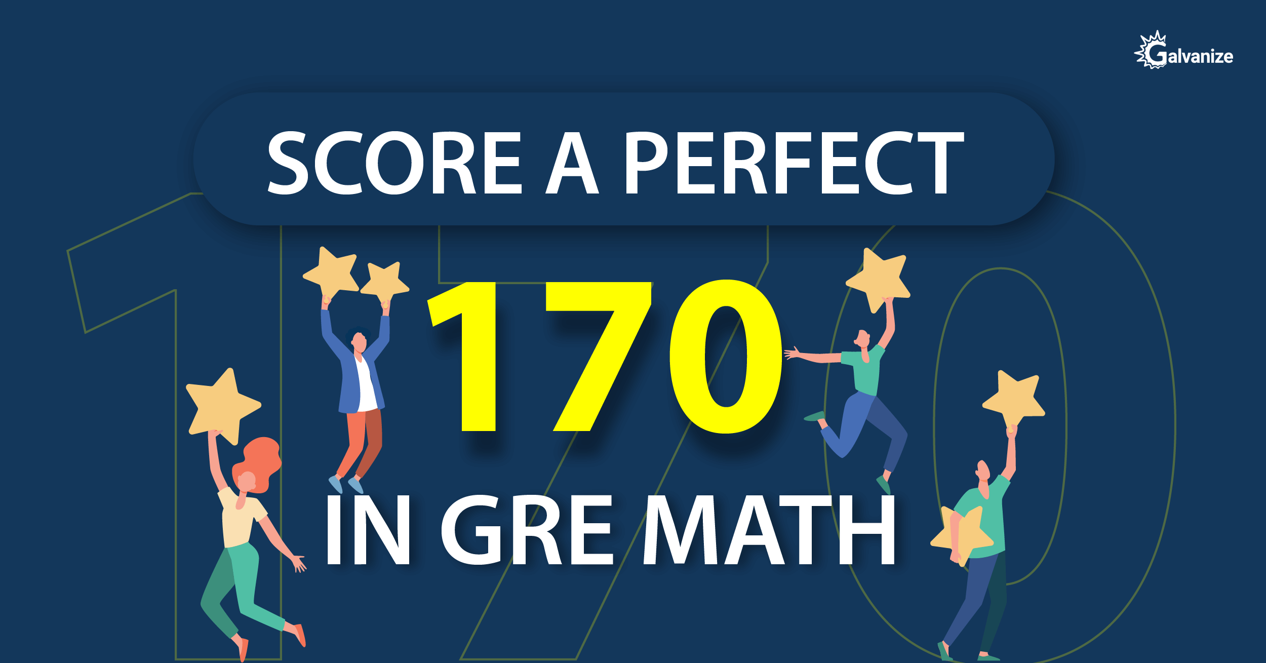GRE Math Study Guide | Score a perfect 170 in GRE Math<span class=