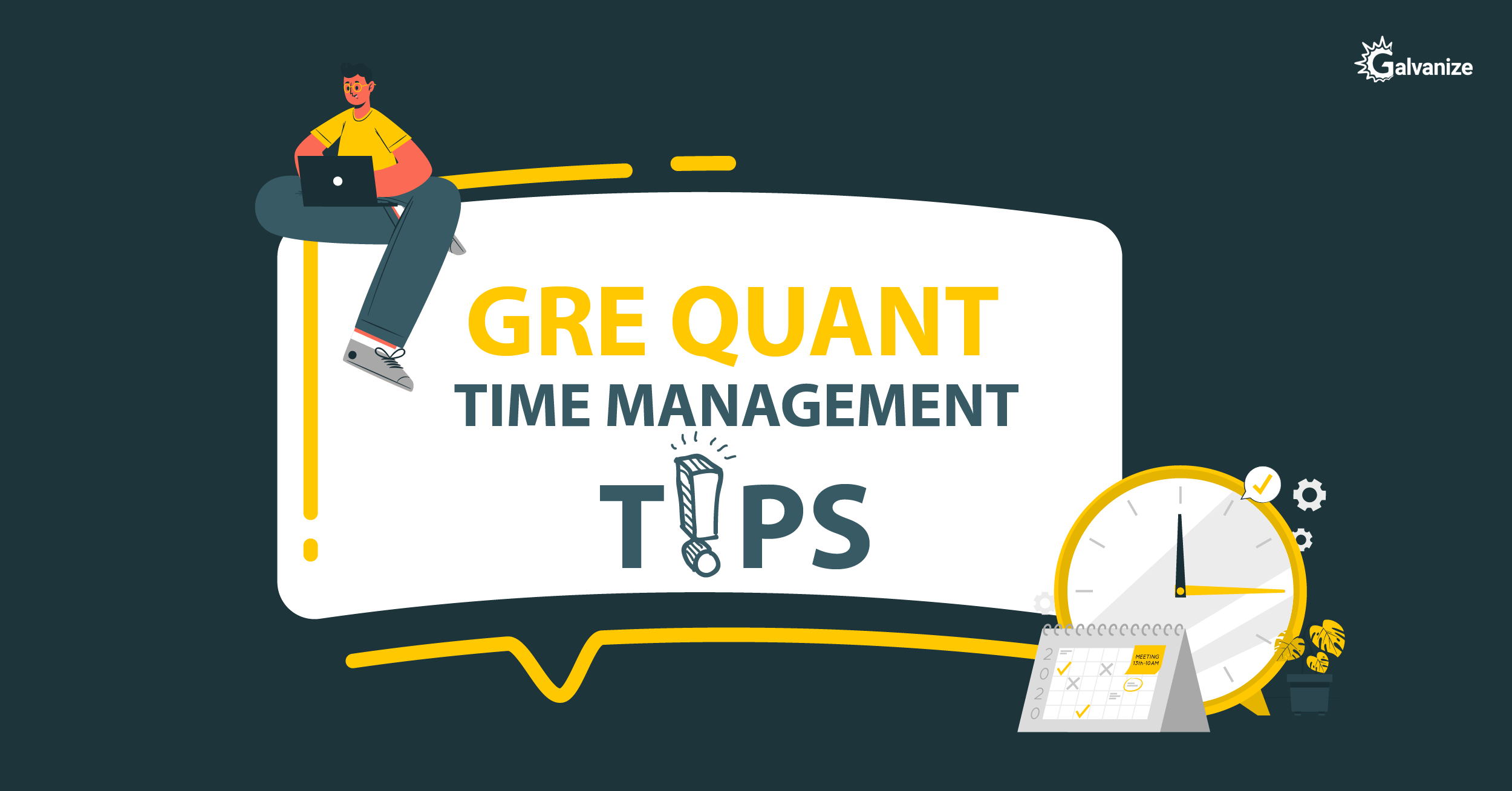 [GRE Math] Time Management Tips for a 320+ score!<span class=