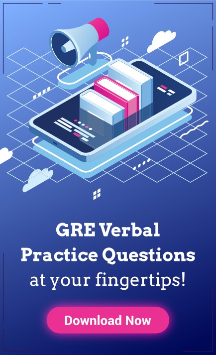 GRE Verbal Practice Questions