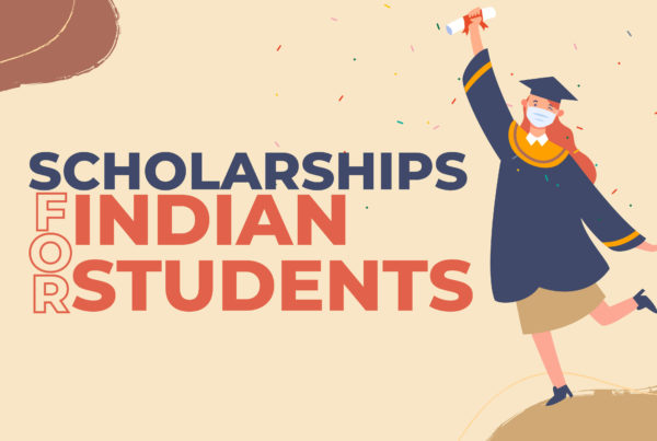 Scholarship for Indian Students | GRE score requirements for us | Types of scholarships available for Indian students