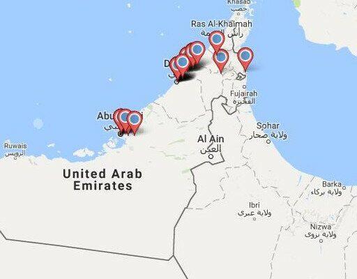 UAEMap