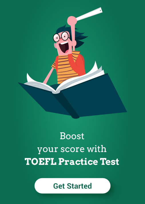 Ready to take TOEFL Practice Test