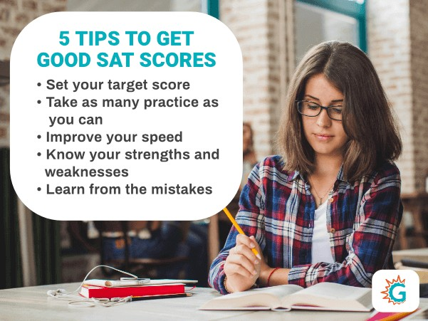 Tips to get Good SAT scores