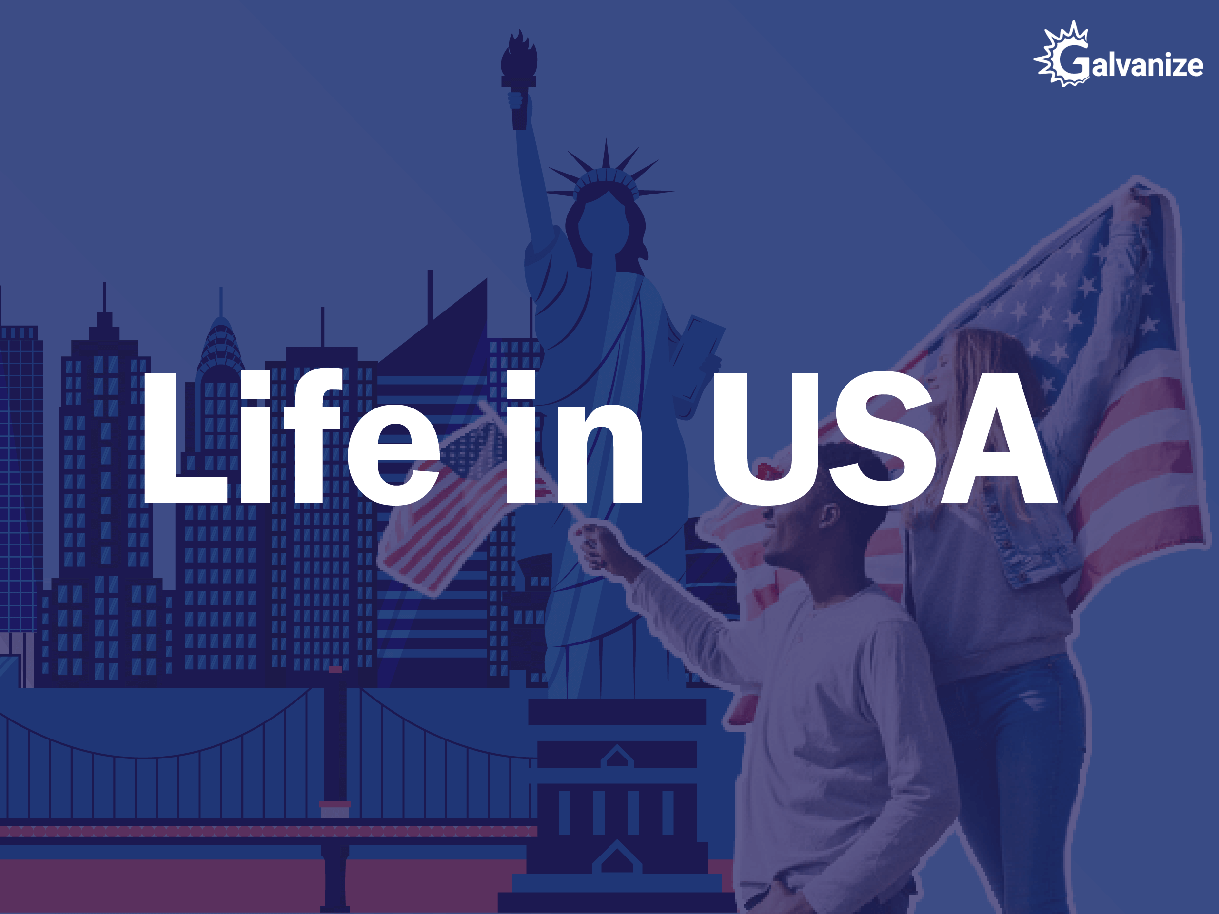 Life in USA | Study in USA | Admission counselling USA