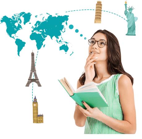 UG study abroad galvanize test prep