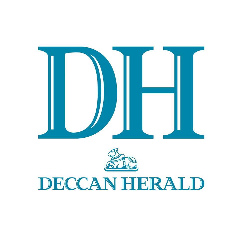 Deccan Herald press page